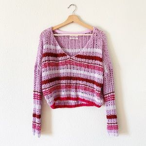 Urban Outfitters Multicolor Knit Sweater